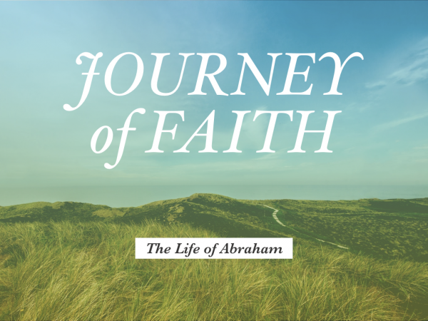 The Journey of Faith - Commitment Image